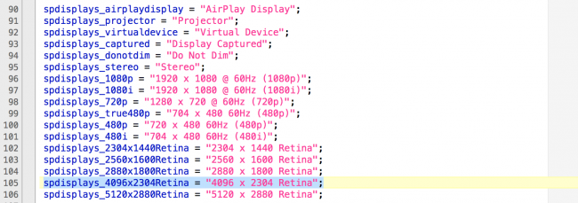 """El Capitan found a mention of a new iMac 21.5"""" and touch Bluetooth controller review"""