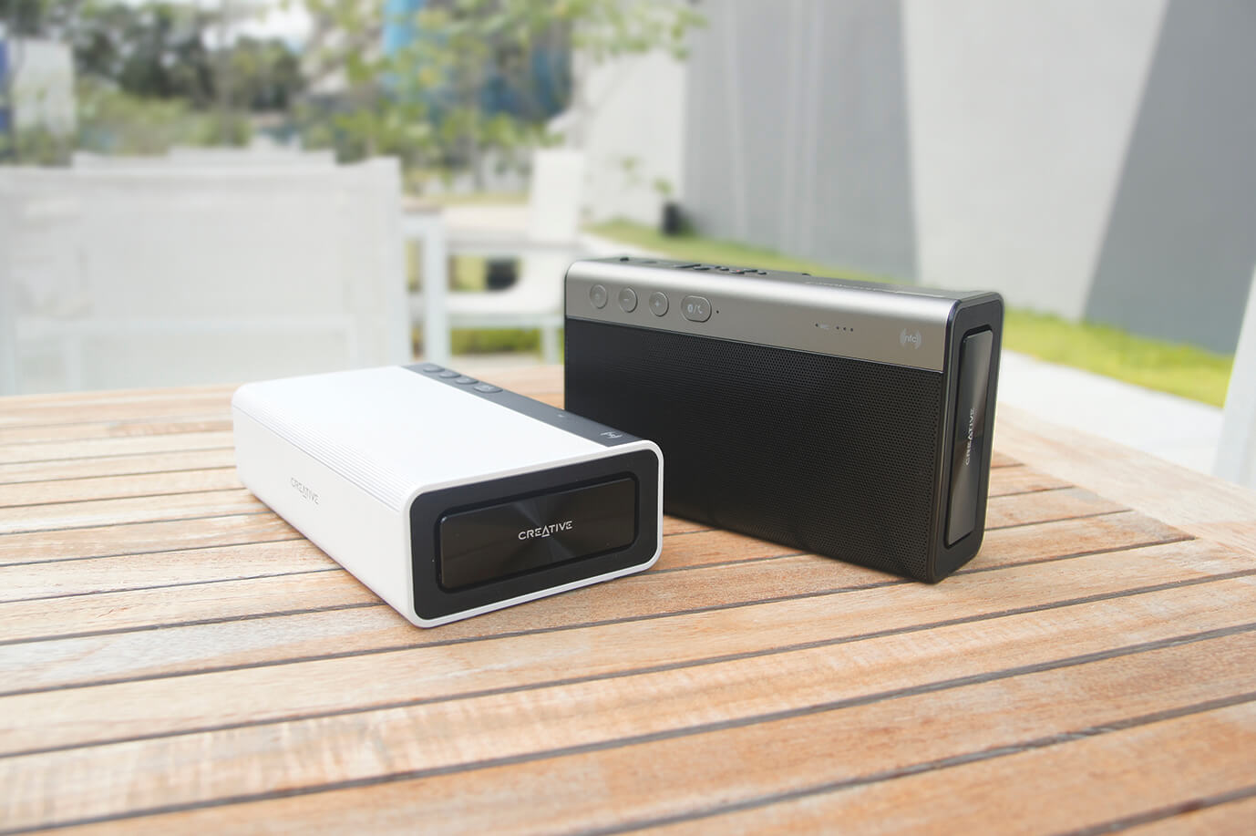 Creative unveiled the new Sound Blaster in Mosque review