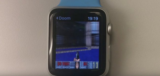 [VIDEO] Apple Watch launched DOOM11 review