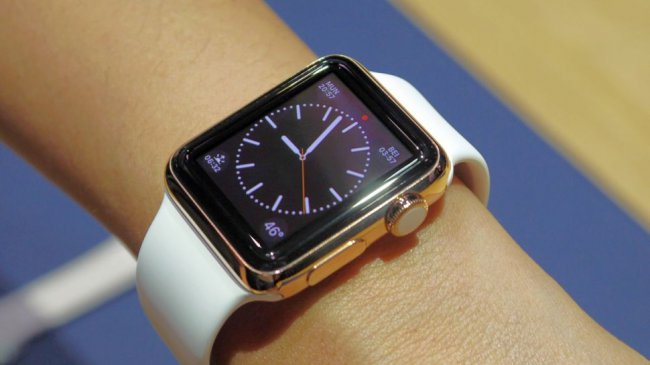 Apple forgot to protect Apple Watch from crazy review