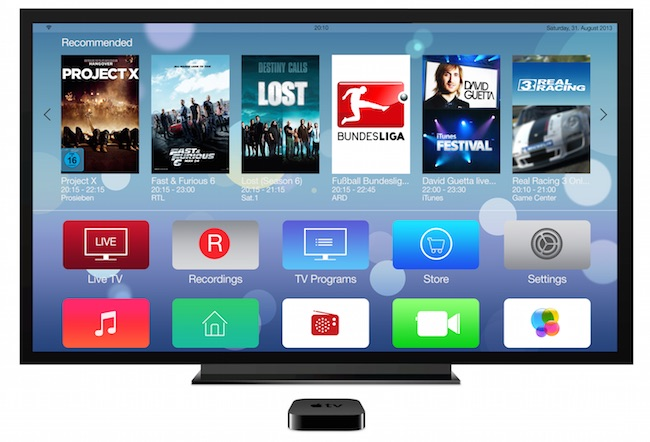 Apple TV will get a cross-platform poiskom comment