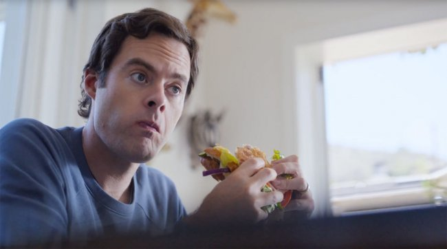 Actor bill Heidler talked to Siri in new iPhone ads momentaries no