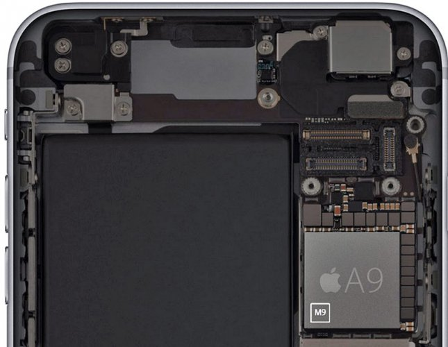 Which processor is in your iPhone 6s? Is proverit review