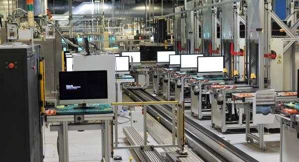 [PHOTO] Secret Apple factory in Irlandii review