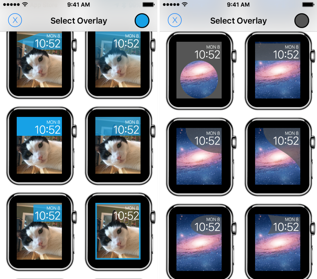 How to set your own dials on Apple Watch
