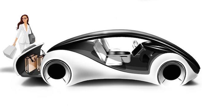 "Apple continues to gain ""car"" comando comment"