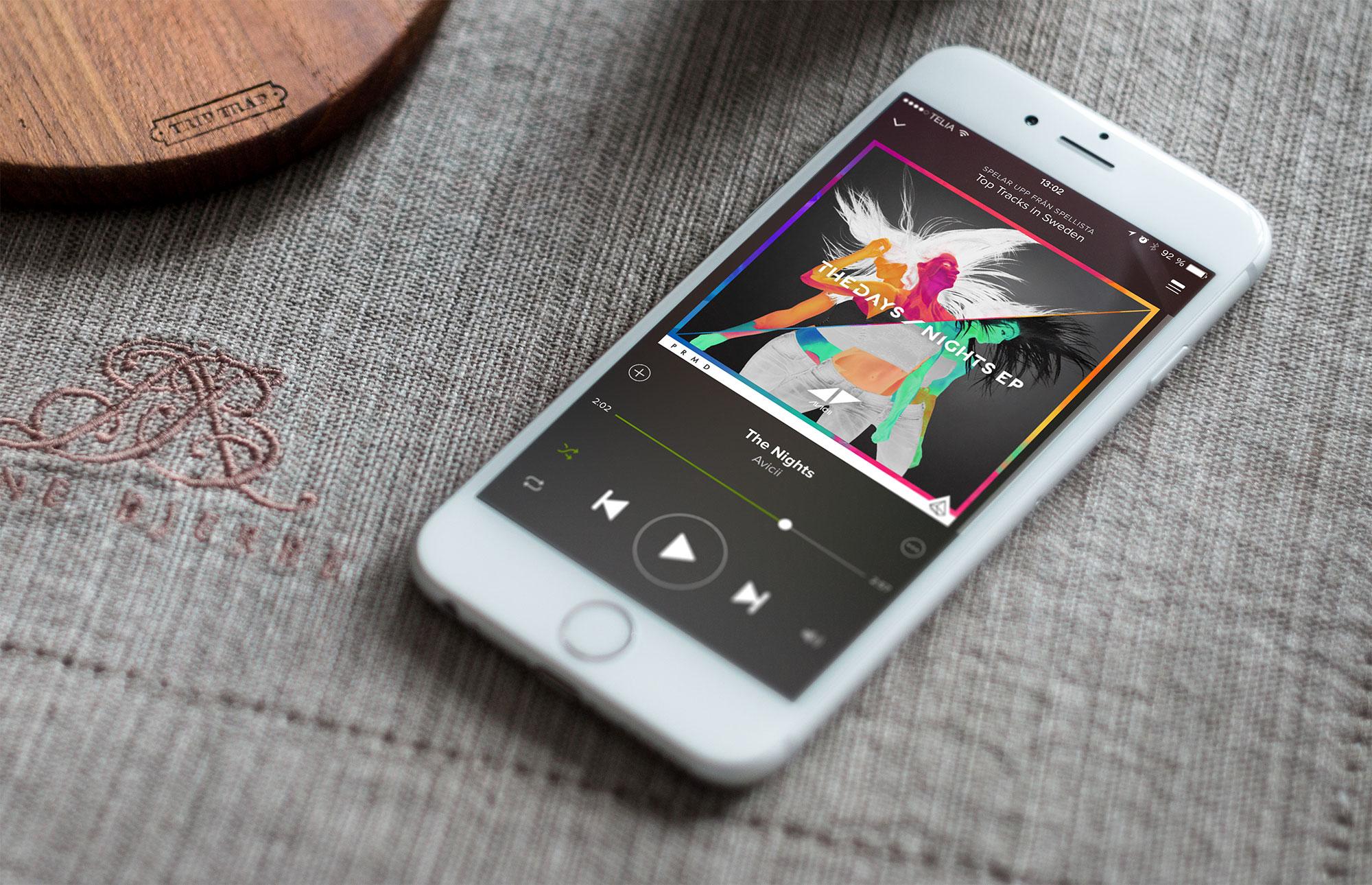 Spotify declares war Store38 App review