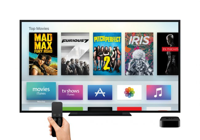 First reviews Apple TV: the future of television has arrived