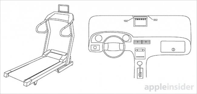 Apple patents multi-function docking station for iPadКомментариев no