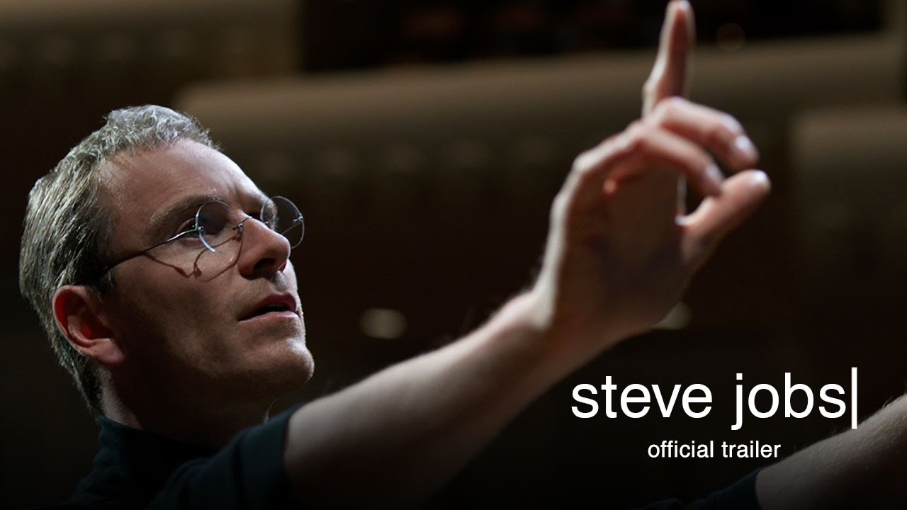 """[Video] Official trailer of the film """"Steve jobs""""19 comments"""