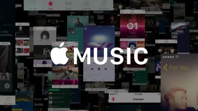 Why the Apple Music service was released too pozdno comment