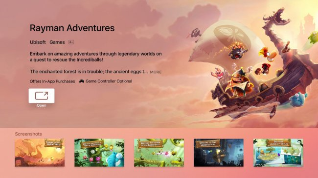 All you need to know about managing in games on the Apple TV 4