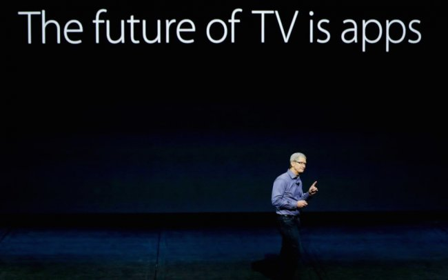 Why Apple TV is the future televideniya review