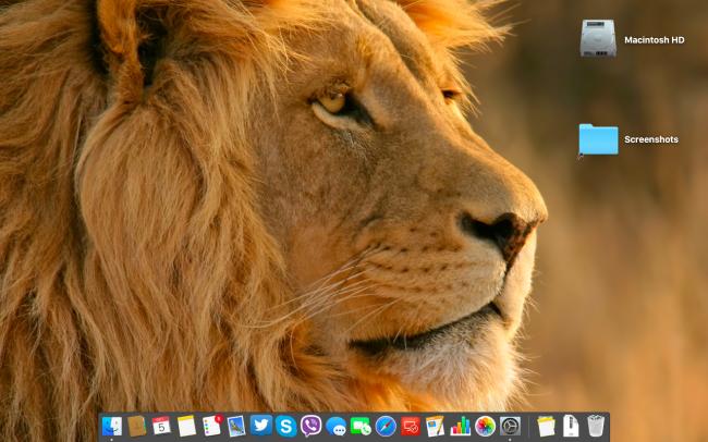 [OS X] Hide the menu bar in El Capitan46 review