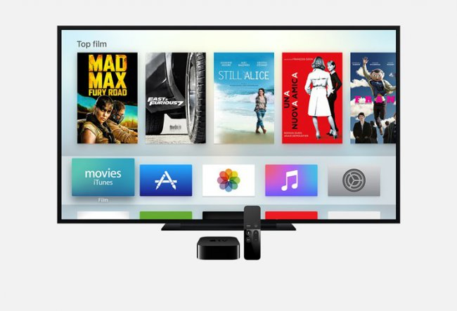 News Apple, issue 133: Apple TV, Apple's Music and iPhone without buttons Home16 review