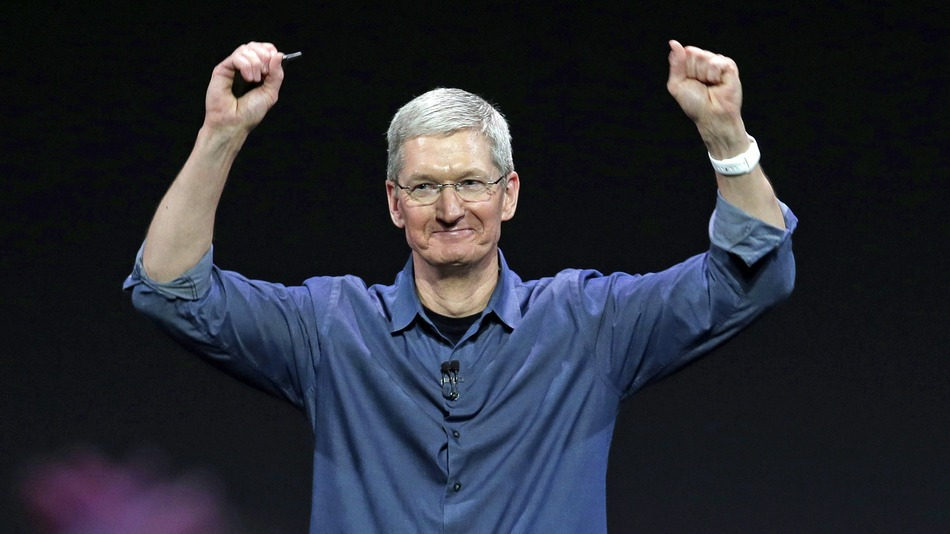 Exceeding expectations: Apple accounted for another quartal review