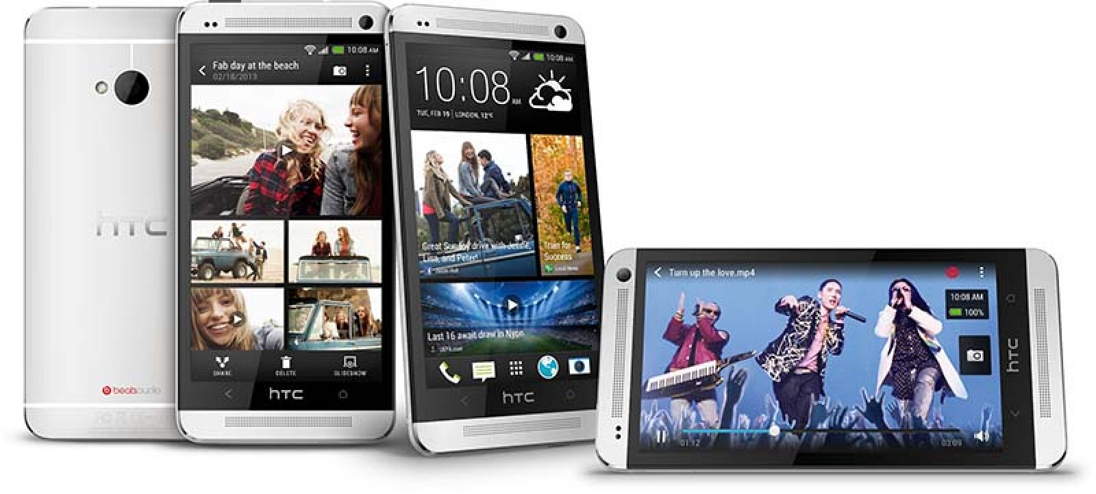 The head of HTC: Apple copies NAS review
