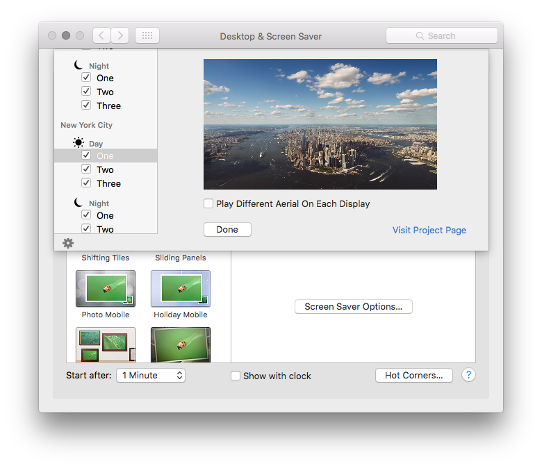 How to put Mac screensavers with awesome new Apple TV9 review