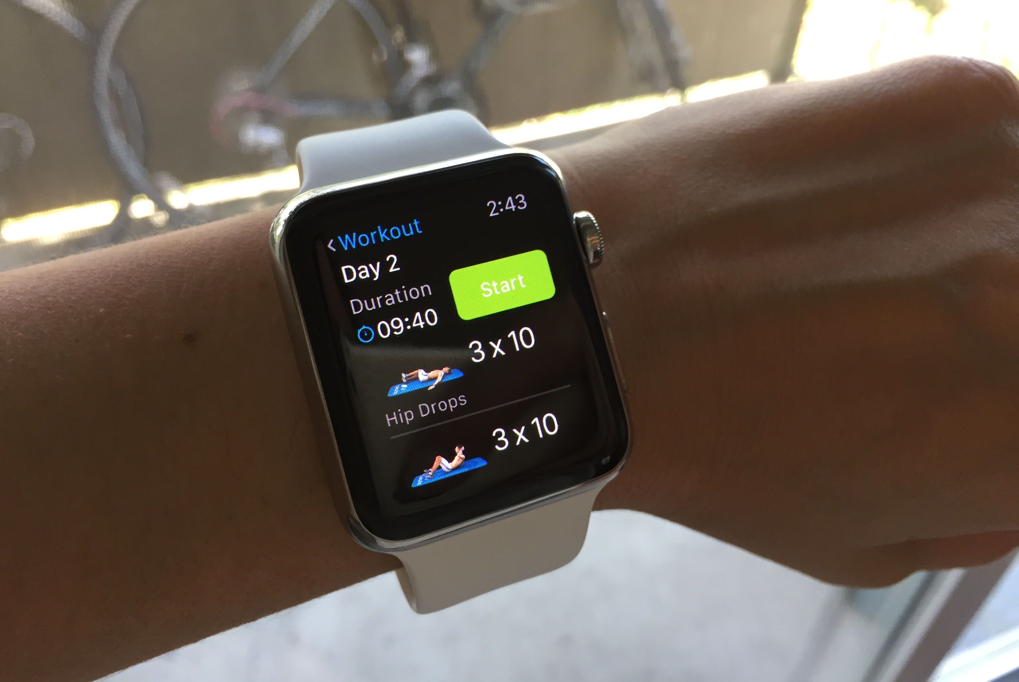 Is it possible to get a burn from the Apple Watch?