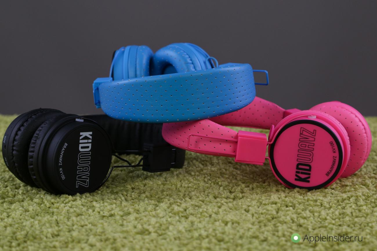Headphones BrainWavz KV-100: ideal for kids and not only