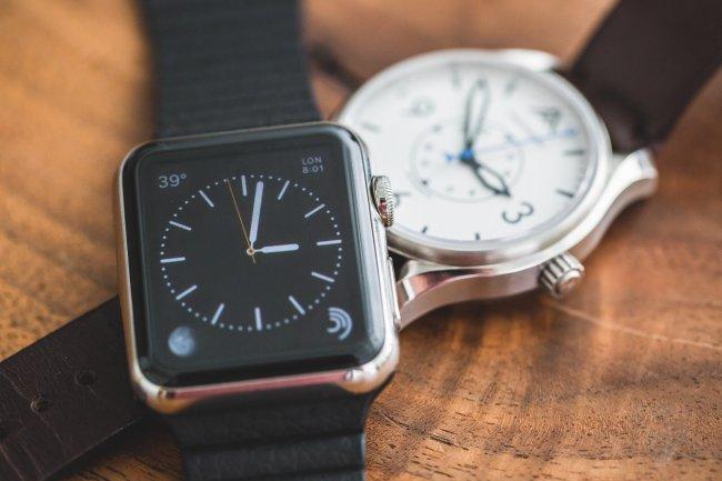 Smart watch replace Swiss mechanics