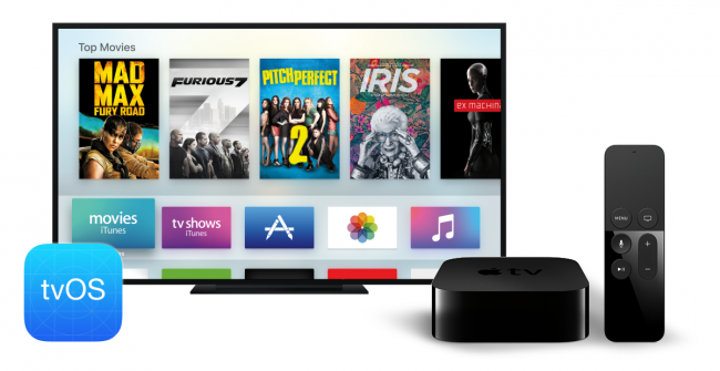 Released the first beta version tvOS 9.1 for developers