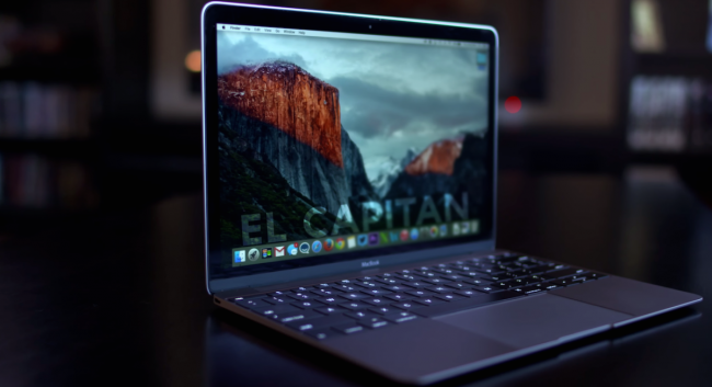 The fourth beta version of OS X 10.11.2 available to developers and testers