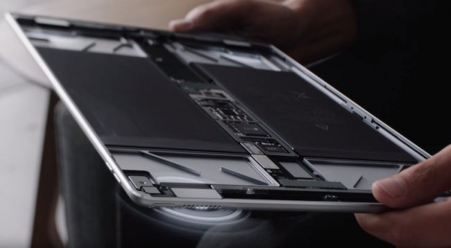 How long to charge iPad Pro?