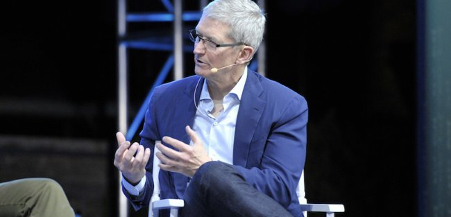 Tim cook has confirmed the development of a new device for health monitoring