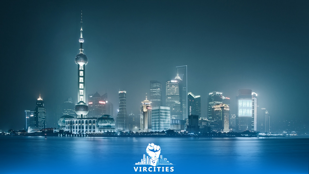 VirCities — real city life now on iPhone and iPad