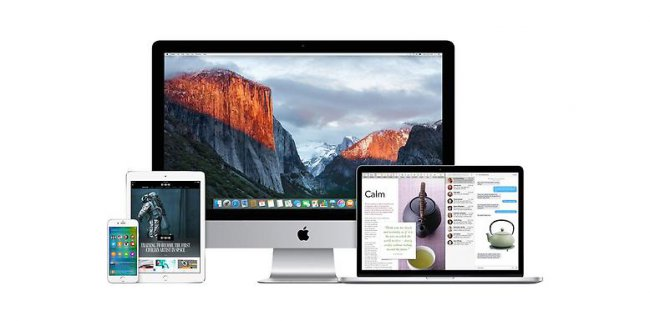 New beta versions of iOS and OS X are available for download