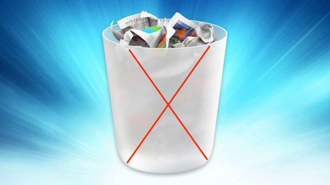 [OS X] Delete files without the Recycle bin