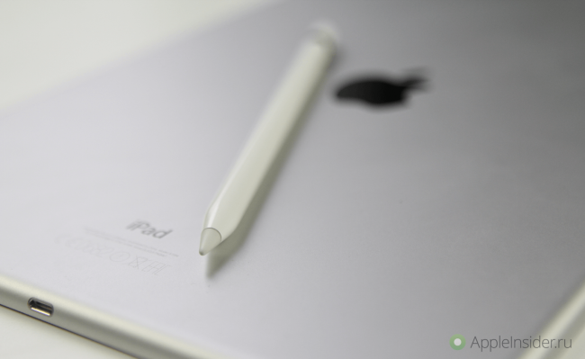 Hidden features Apple Pencil, which excite the imagination