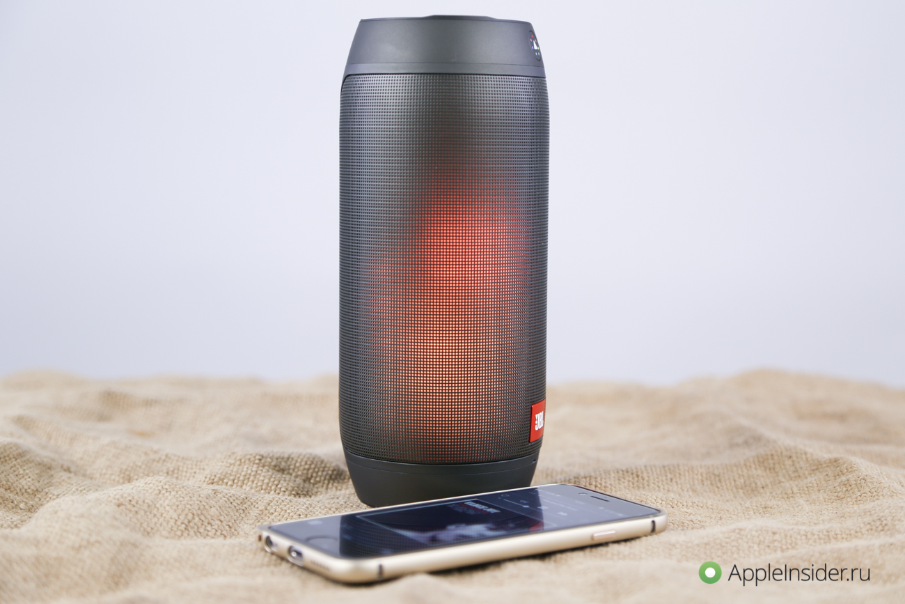 2 JBL Pulse: sound you can see