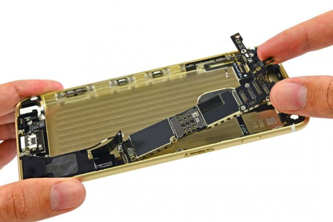 Chinese workshop for $ 90 increases the amount of memory in the iPhone 6