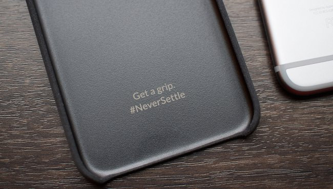 Chinese moremovers: case for iPhone from OnePlus