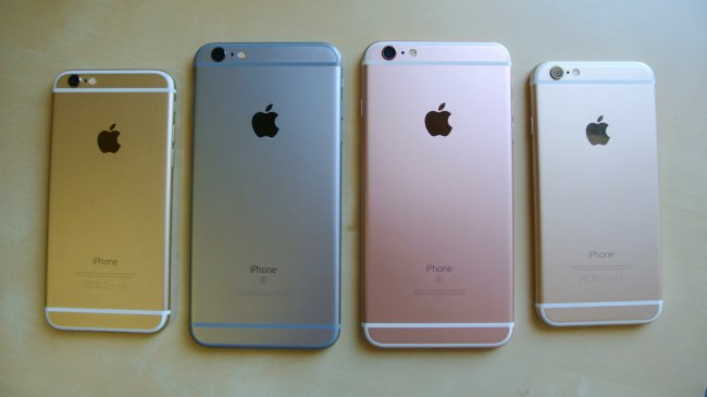 The share of iPhone in the Russian market reached 36%