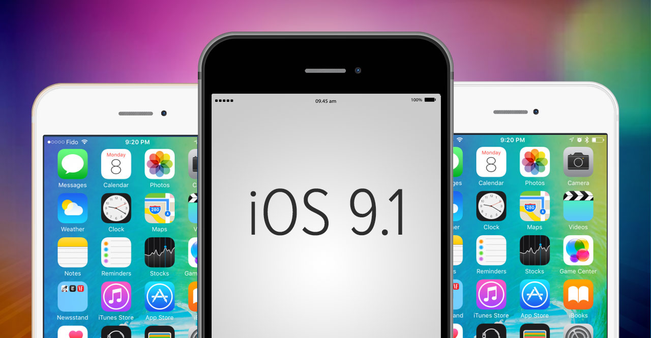 """Last chance to """"rollback"""" to iOS 9.1"""