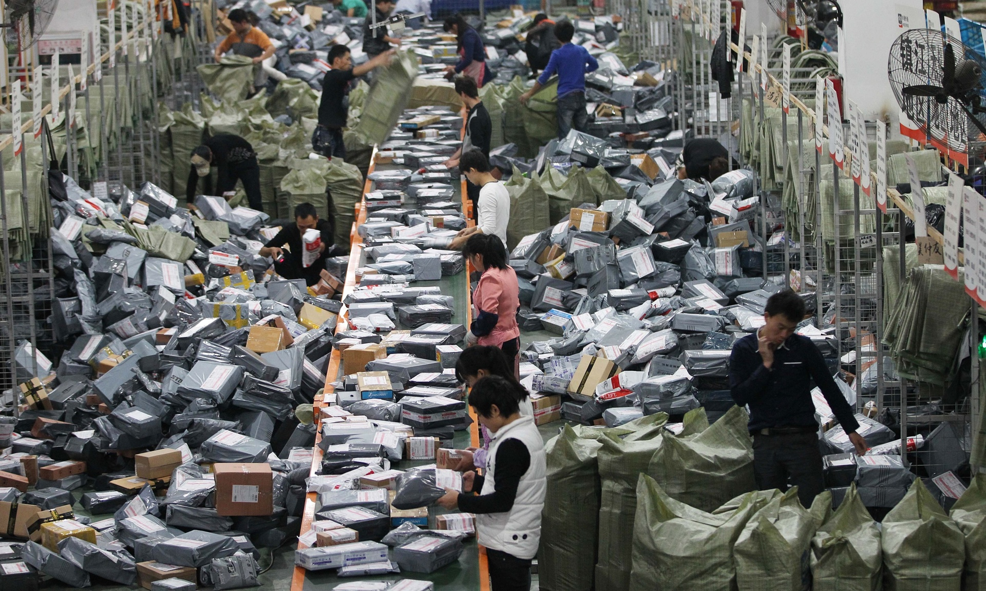 Amazing findings with Chinese electronics market