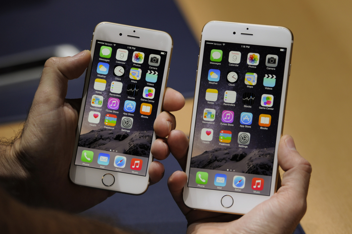 Apple dispelled the myth about the iPhone