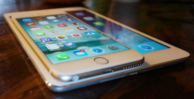 That the iPad mini 4 could tell us about the upcoming iPhone 7