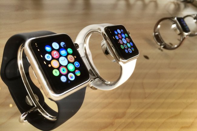 Apple Watch suddenly went up on the Russian market
