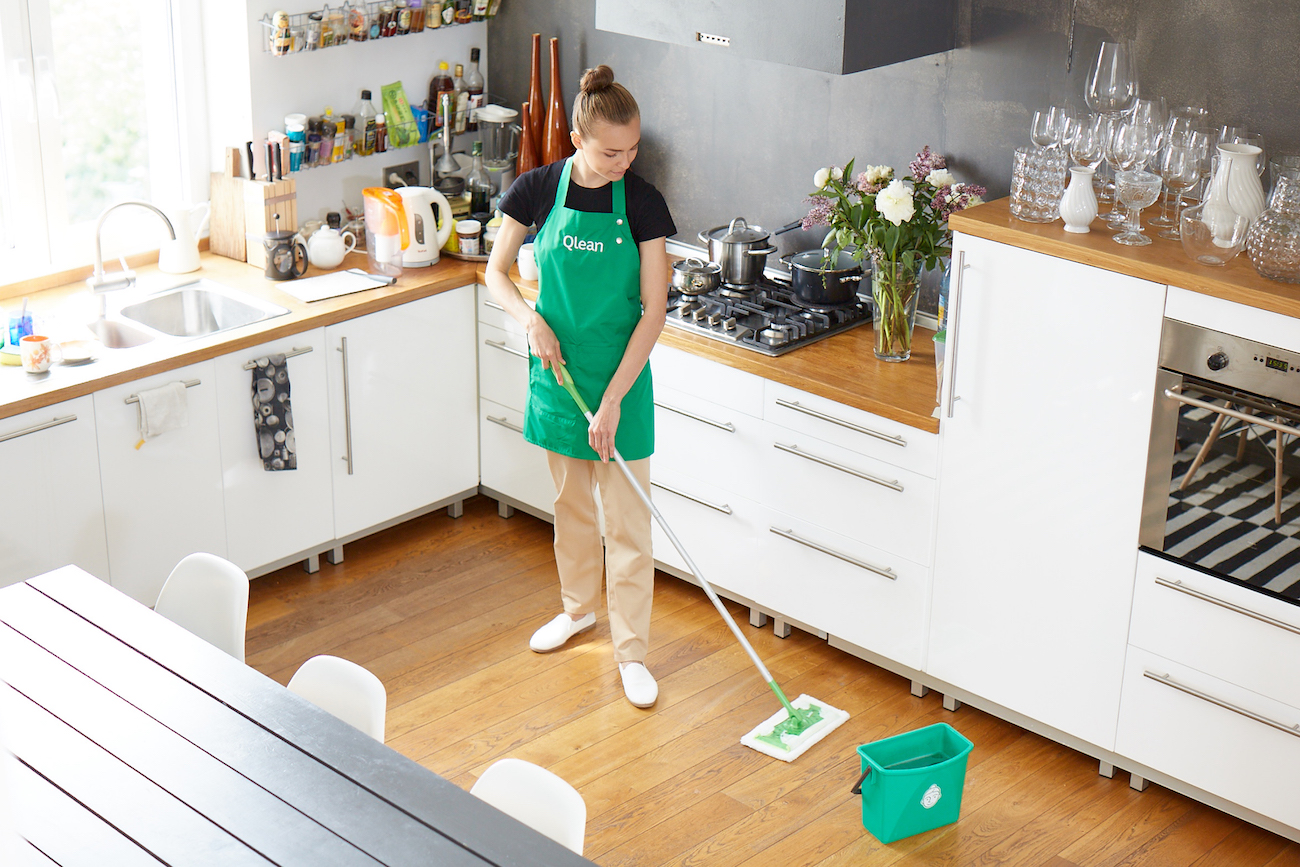 How to clean the apartment using your iPhone?