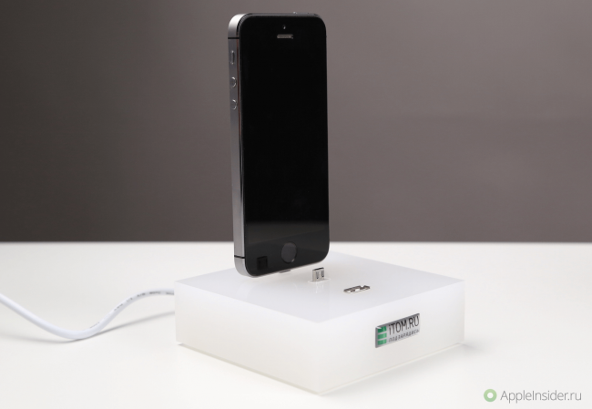 iTOM — a truly universal charging station