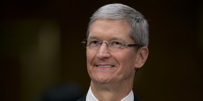 Tim cook will receive the award from the Centre for the protection of human rights