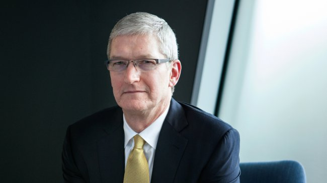 "Tim cook on taxes: ""It's just political bullshit"""