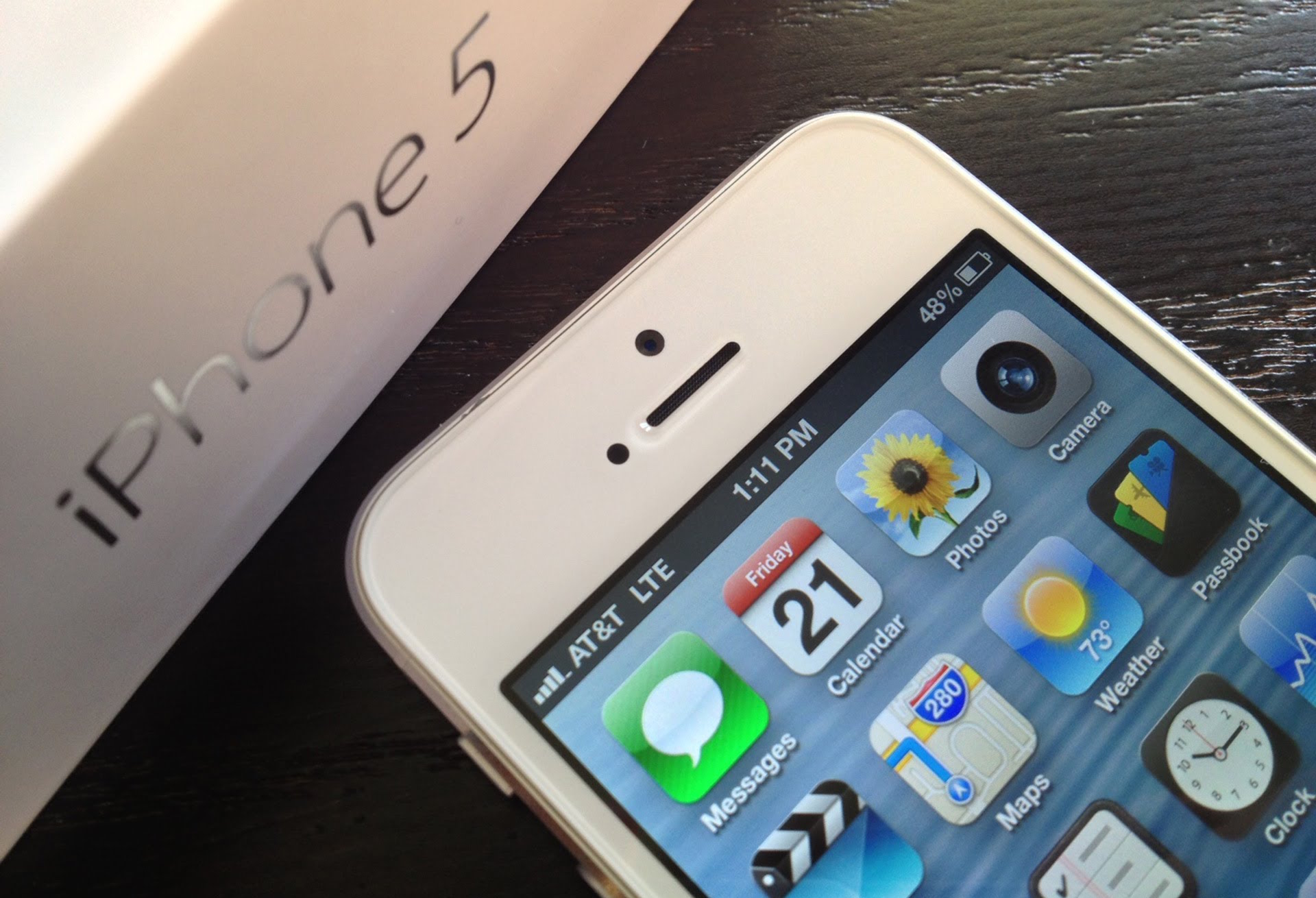 iPhone 5 to support the Russian LTE frequency