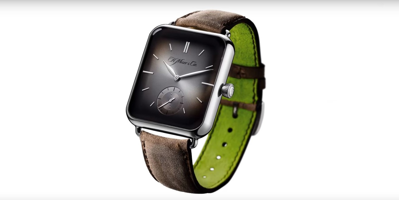 Swiss watch in the Apple Watch sold for 25 thousand dollars