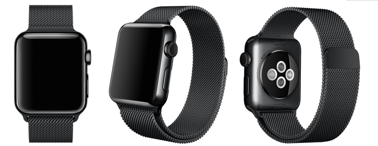 Another new strap for Apple Watch appeared on the Apple website