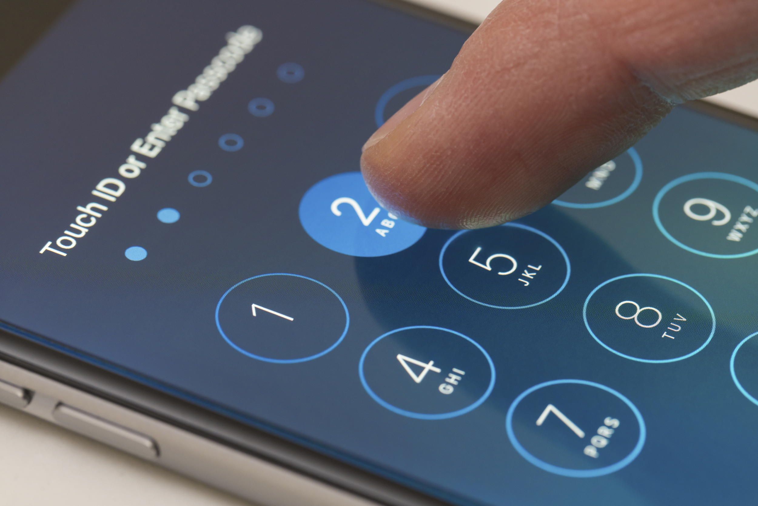 Why iPhone asks to enter the password when turning off?